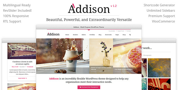 Addison - Premium Multi